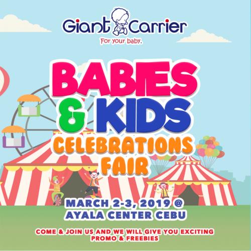 Babies & Kids Celebrations Fair March 3-4,2019