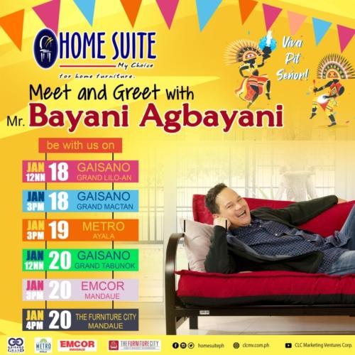 Bayani Agbayani @ Gaisano
